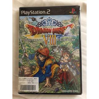 プレイステーション2(PlayStation2)のドラゴンクエストVIII 空と海と大地と呪われし姫君(家庭用ゲームソフト)