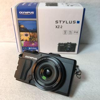 OLYMPUS - 【付属品完備】OLYMPUS デジタルカメラ STYLUS XZ-2