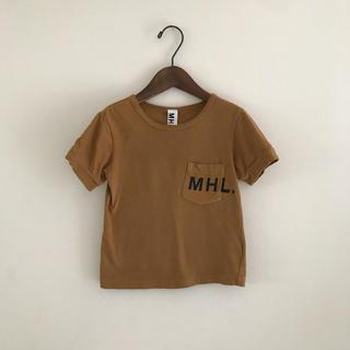 マーガレットハウエル(MARGARET HOWELL)のマーガレットハウエル キッズ Tシャツ 110cm(Tシャツ/カットソー)