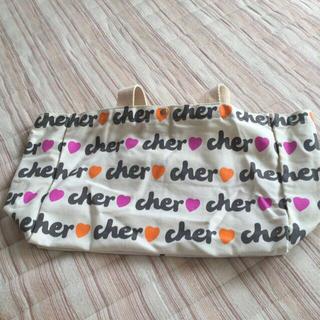 シェル(Cher)のシェル トートバッグ(トートバッグ)