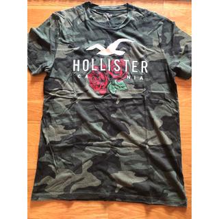 ホリスター(Hollister)のhollister tシャツ M(Tシャツ/カットソー(半袖/袖なし))