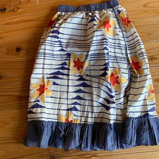 マークバイマークジェイコブス(MARC BY MARC JACOBS)のMARC BY MARCJACOBS ビーチ用スカート(ひざ丈スカート)
