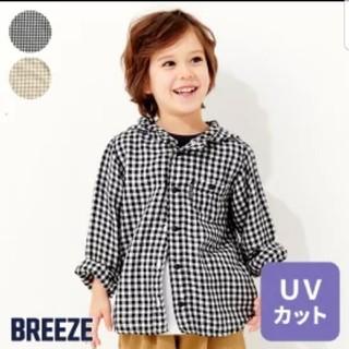 ブリーズ(BREEZE)の新品 タグ付き ブリーズ UV パーカー(ジャケット/上着)