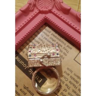ジェーンマープル(JaneMarple)のJaneMarple  ジェーンマープル 宝石箱 リング 指輪(リング(指輪))