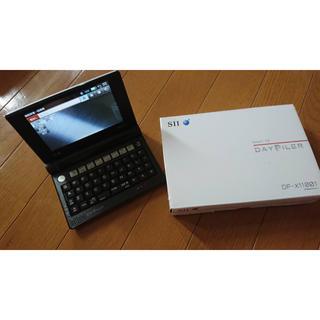 セイコー(SEIKO)のSⅡ セイコーインスツル 電子辞書(オフィス用品一般)