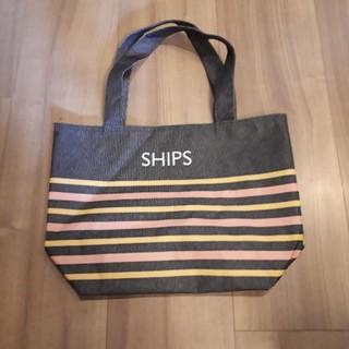 シップス(SHIPS)のSHIPS リバーシブルトート ボーダー(トートバッグ)
