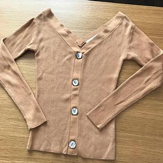 スナイデル(snidel)のスナイデル カットソー(Tシャツ(長袖/七分))