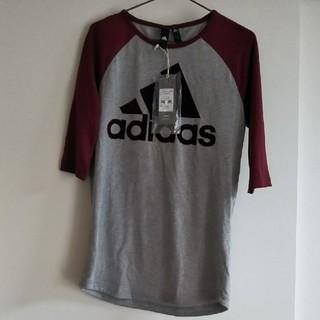 アディダス(adidas)のアディダスadidas(Tシャツ(長袖/七分))