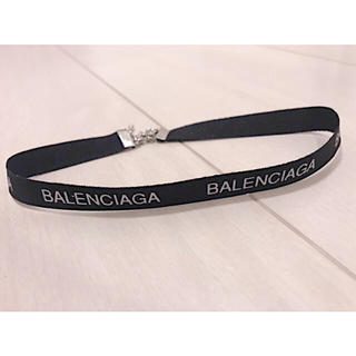バレンシアガ(Balenciaga)のバレンシアガ❤︎チョーカー(ネックレス)
