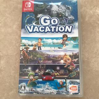 ニンテンドースイッチ(Nintendo Switch)のGO VACATION(家庭用ゲームソフト)