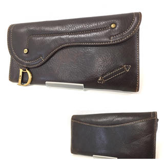 ディオール(Dior)の良品 Dior ディオール 長財布(長財布)