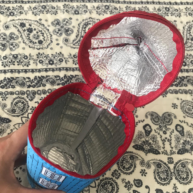 SM2(サマンサモスモス)のムーミン 付録 ペットボトルホルダー エンタメ/ホビーのおもちゃ/ぬいぐるみ(キャラクターグッズ)の商品写真