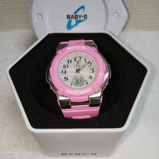 ベビージー(Baby-G)のカシオ Baby-G BGA-1100GR-4BJF 電波ソーラー(腕時計)