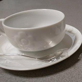 マリークワント(MARY QUANT)のMARY QUANT ティーカップ  ソーサー 【非売品(グラス/カップ)