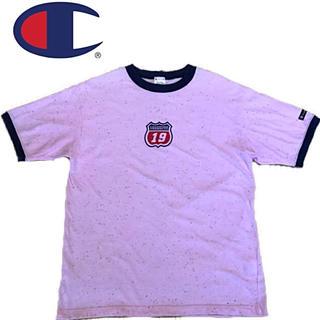チャンピオン(Champion)のchampion 90s‼️カラフルドット刺繍‼️(Tシャツ/カットソー(半袖/袖なし))