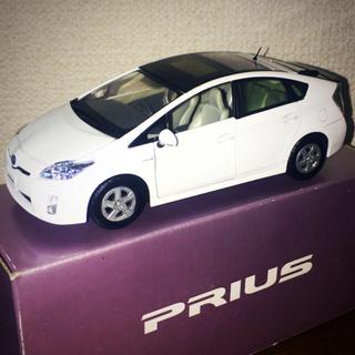 トヨタ(トヨタ)のトヨタ プリウス非売品 カラーサンプル ミニカー (模型/プラモデル)