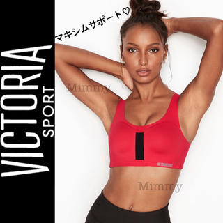 ヴィクトリアズシークレット(Victoria's Secret)のエンジェルマックス スポブラ♡ブライトチェリー(ブラ)