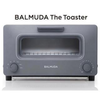バルミューダ(BALMUDA)のバルミューダ  トースター  グレー(調理機器)
