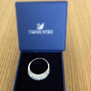 スワロフスキー(SWAROVSKI)のSWAROVSKI スワロフスキー リング(リング(指輪))