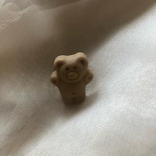 ロキエ(Lochie)のくまさんクッキーリング♥(リング(指輪))