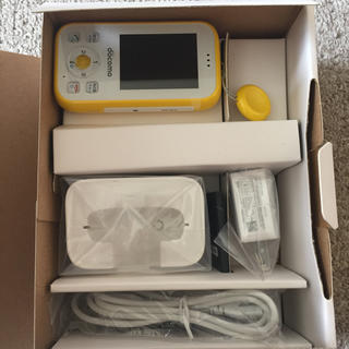NTTdocomo - ドコモ キッズケータイ HW-01G
