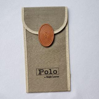 ポロラルフローレン(POLO RALPH LAUREN)のPolo サングラスケース(サングラス/メガネ)