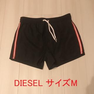ディーゼル(DIESEL)のDiesel ブラック ディーゼル BMBX-Sandy スイム 水着 ショーツ(水着)