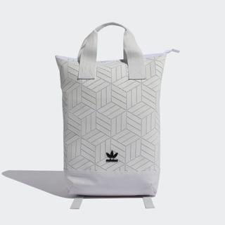 アディダス(adidas)の【新品】アディダス オリジナルス ロールトップ バックパック/リュック ホワイト(バッグパック/リュック)