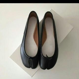 マルジェラ 足袋 バレーシューズ(ローファー/革靴)