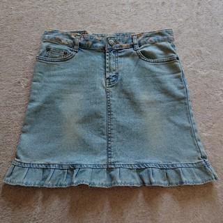 リズリサ(LIZ LISA)のレディース リズリサ デニム ミニスカート フリーサイズ(ミニスカート)
