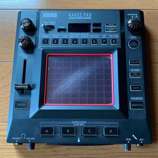 コルグ(KORG)のKorg kaosspad kp3(DJエフェクター)