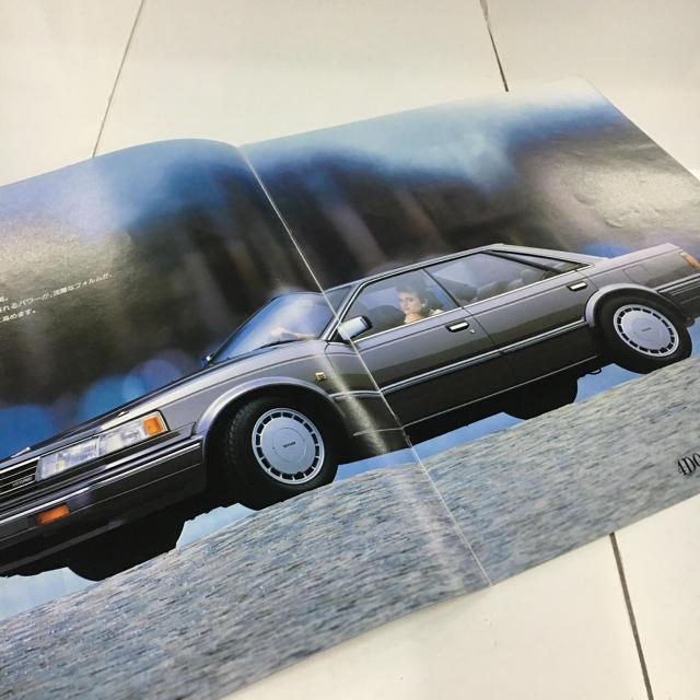 日産(ニッサン)のNISSAN ブルーバード 昭和61年5月 カタログ 自動車/バイクの自動車(カタログ/マニュアル)の商品写真