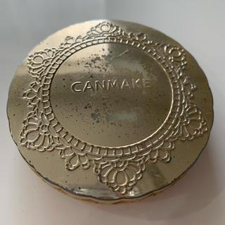 キャンメイク(CANMAKE)のCANMAKE☆マシュマロ フィニッシュパウダー(フェイスパウダー)