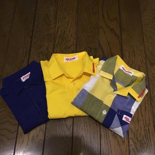 ミキハウス(mikihouse)の【ミキハウス 80】ポロシャツとシャツ(シャツ/カットソー)