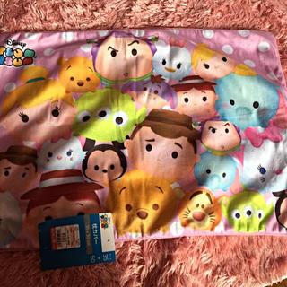 シマムラ(しまむら)のツムツムの枕カバー(枕)