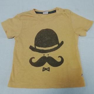 プティマイン(petit main)のpetit main Tシャツ 半袖(Tシャツ/カットソー)