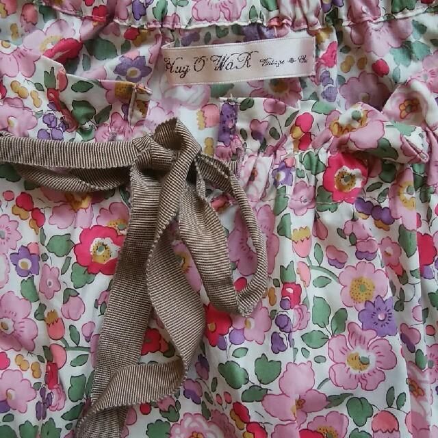 Hug O War(ハグオーワー)のAnne様専用ハグオーワーリバティブラウス レディースのトップス(シャツ/ブラウス(半袖/袖なし))の商品写真
