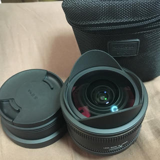SIGMA - SIGMA 10㎜ 1:2.8 EX 魚眼レンズ