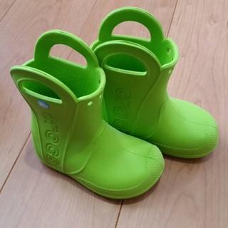 クロックス(crocs)のクロックス ハンドルイット 長靴 レインブーツ(長靴/レインシューズ)