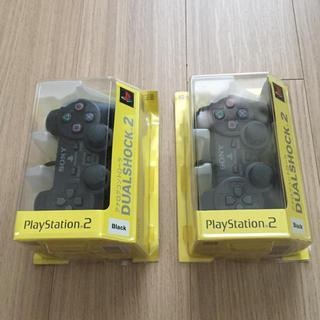 PlayStation2 - 新品未開封 プレイステーション2 コントローラ