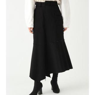 ハレ(HARE)のリメイクデザインマキシスカート(ロングスカート)