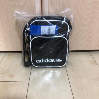 adidas - アディダスオリジナルス ミニショルダーバッグ⭐️ブラック お値下げ不可
