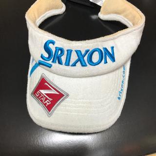 スリクソン(Srixon)のスリクソン サンバイザー(サンバイザー)