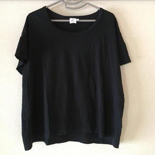 サンスペル(SUNSPEL)のサンスペル ブラックTシャツ(Tシャツ(半袖/袖なし))