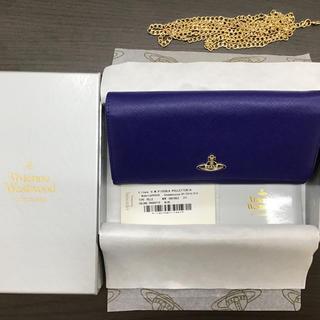 ヴィヴィアンウエストウッド(Vivienne Westwood)のヴィヴィアンウエストウッド 長財布 青 新品未使用 正規品(財布)