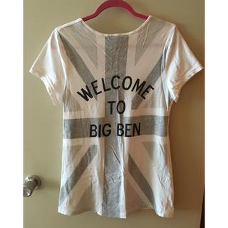 スライ(SLY)のSLY バックプリントTシャツ(Tシャツ(半袖/袖なし))