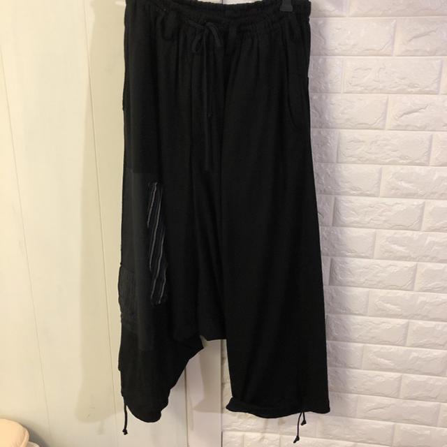 Yohji Yamamoto(ヨウジヤマモト)のヨウジヤマモト s'yte サルエルパンツ メンズのパンツ(サルエルパンツ)の商品写真