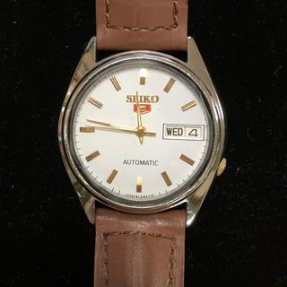セイコー(SEIKO)のとS専用ですヴィンテージ セイコー5 型番7S26-6000(腕時計(アナログ))