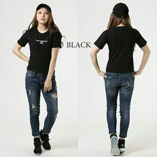 ヴァンズ(VANS)のMサイズ ブラック VANS バンズ Tシャツ(Tシャツ(半袖/袖なし))