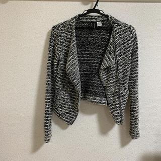 エイチアンドエム(H&M)のジャケット 薄手(テーラードジャケット)